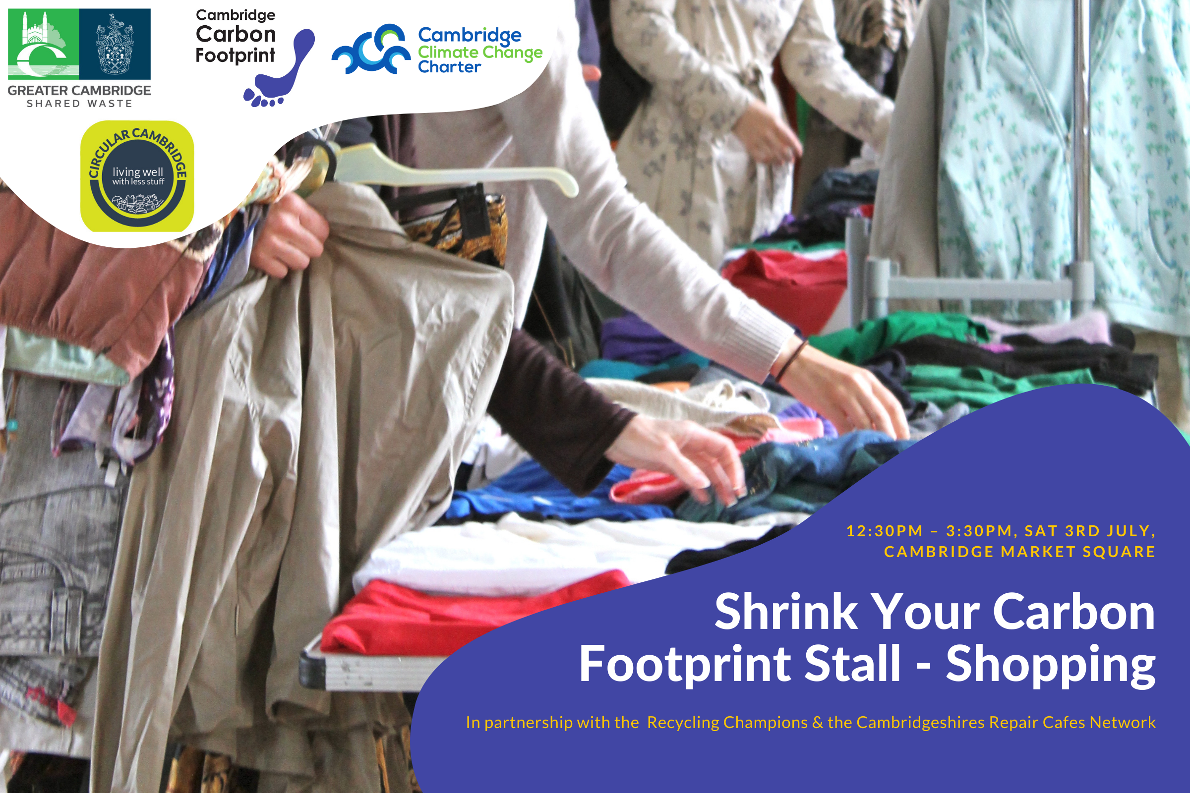 Shrink Your Footprint – Shopping