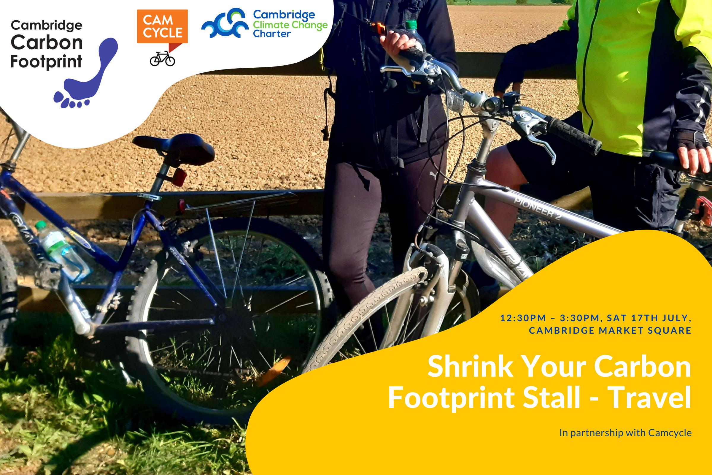 Shrink Your Footprint – Travel
