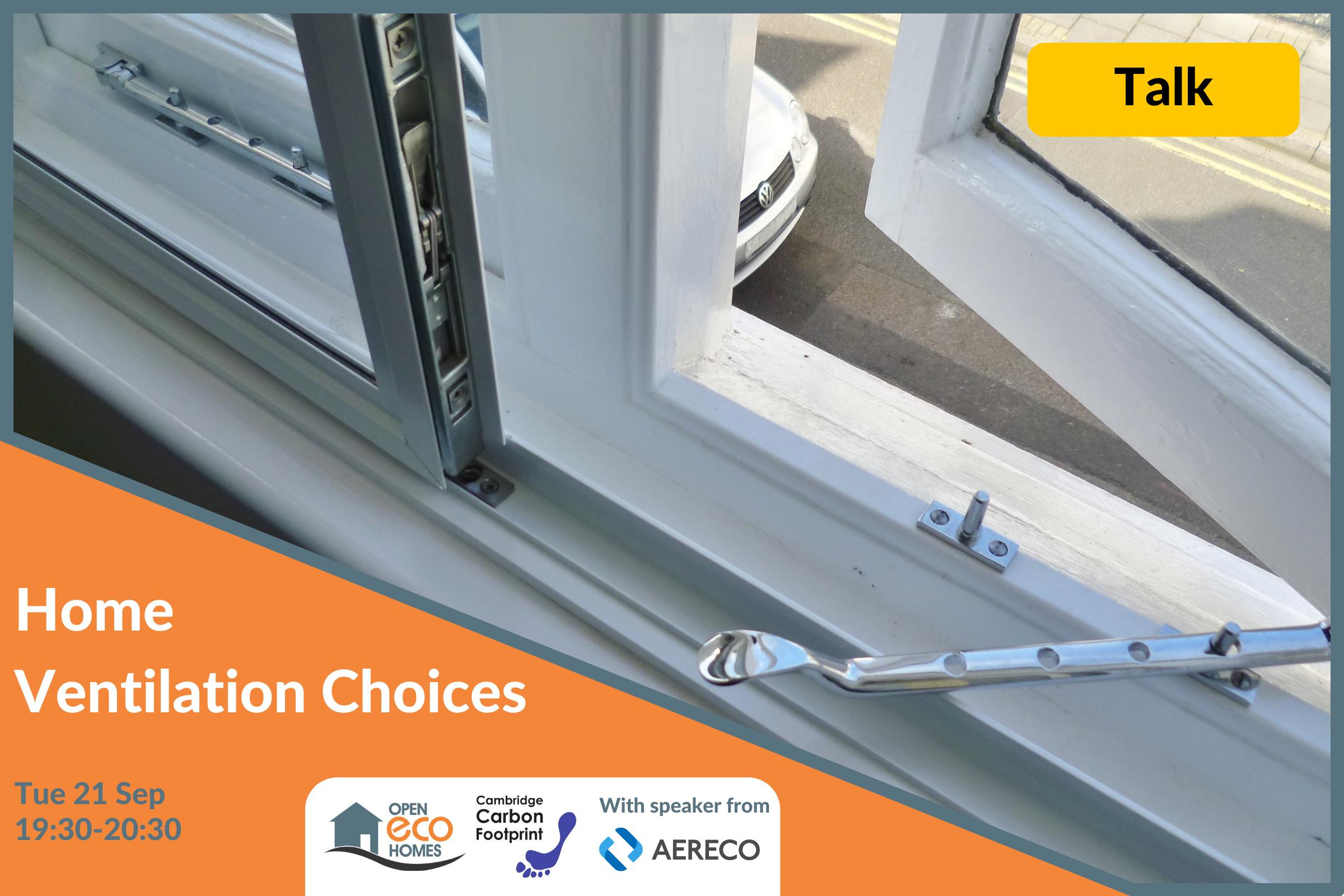 Home Ventilation Choices