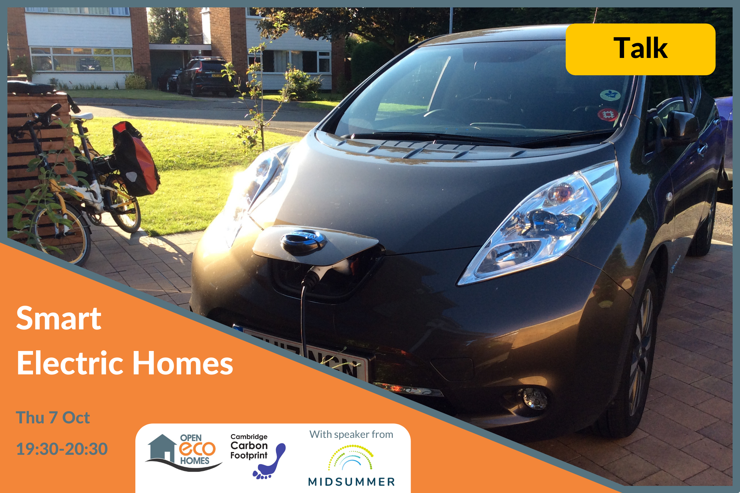 Smart Electric Homes