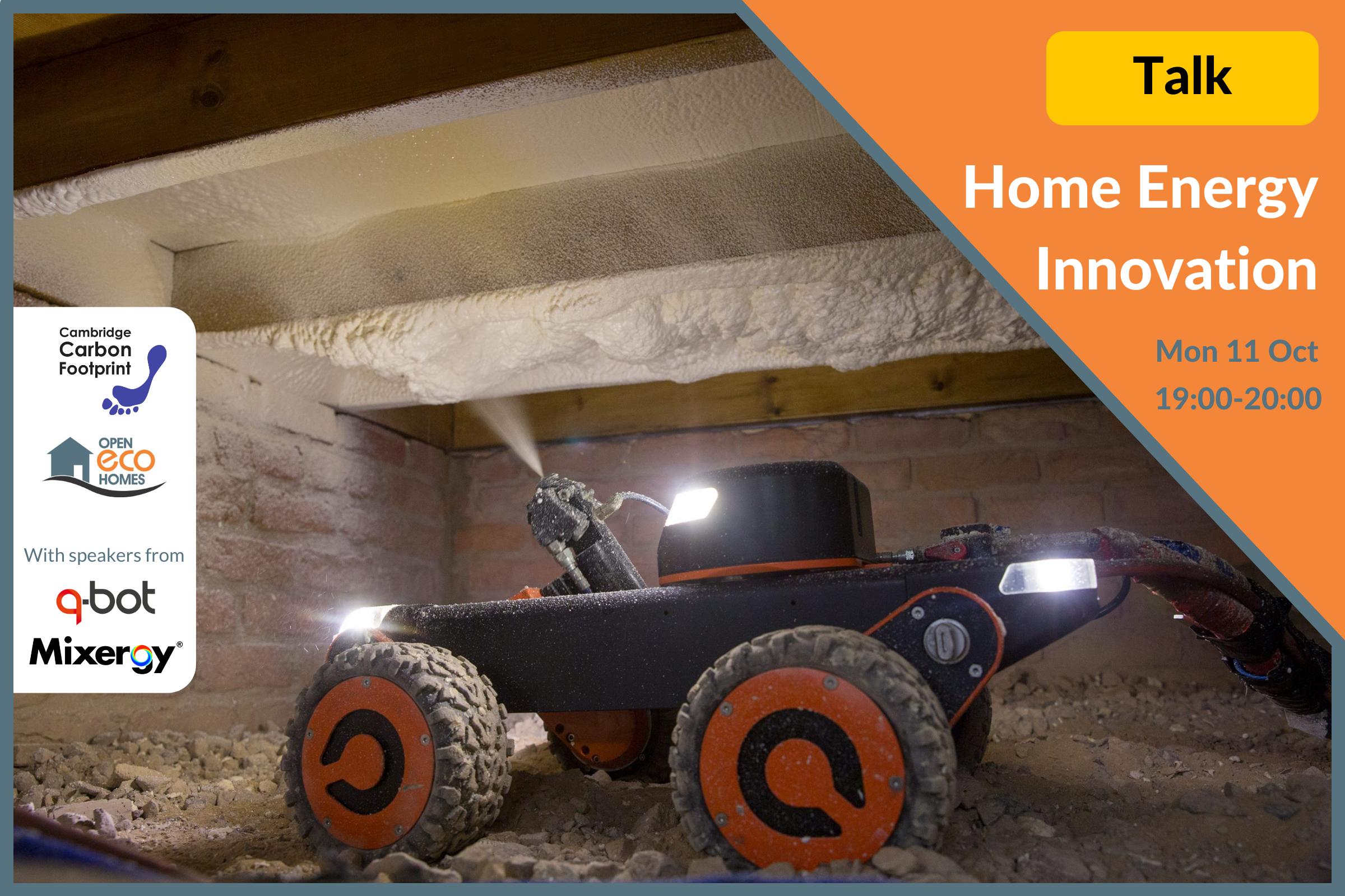 Home Energy Innovation