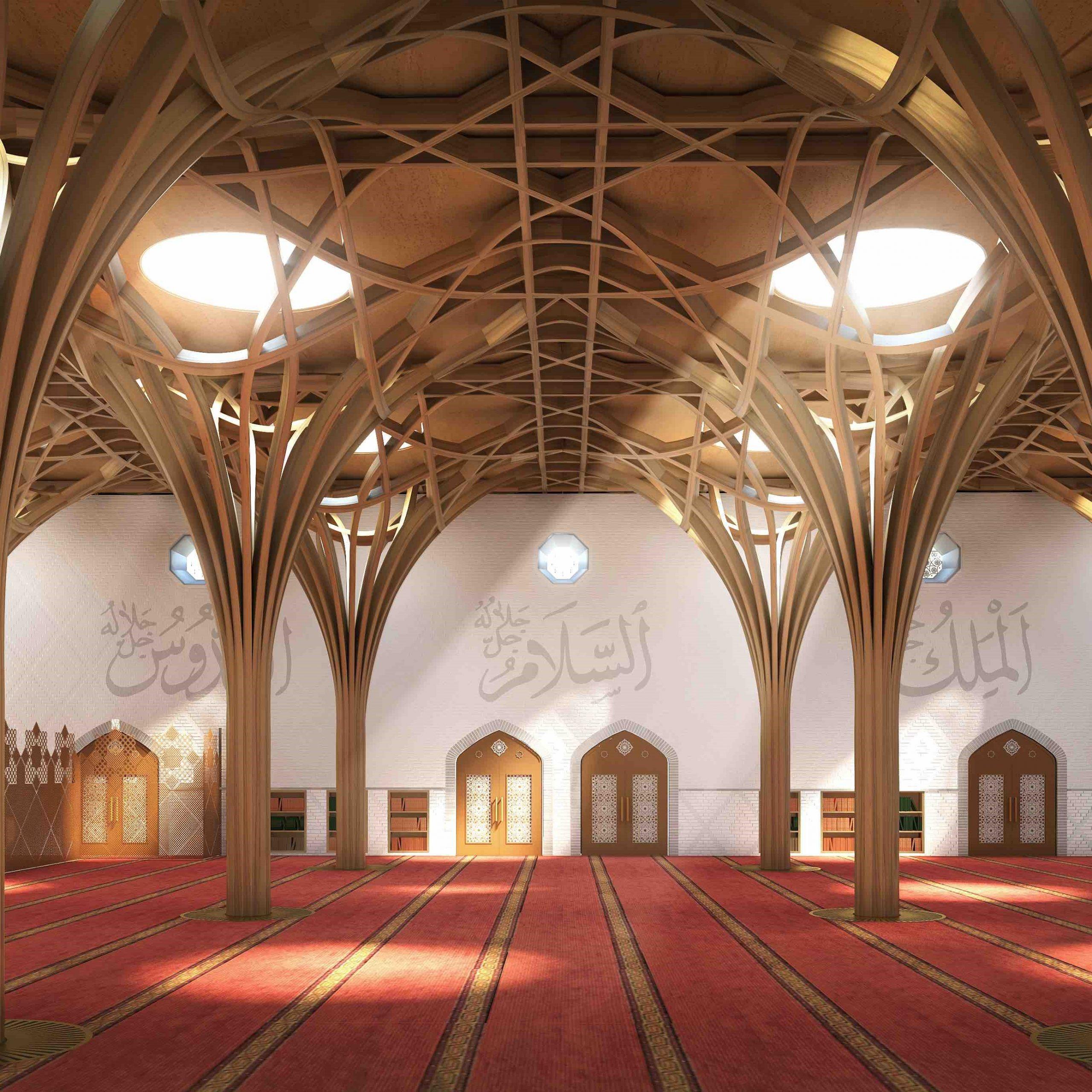 Thumbnail image for Cambridge Mosque: CB1