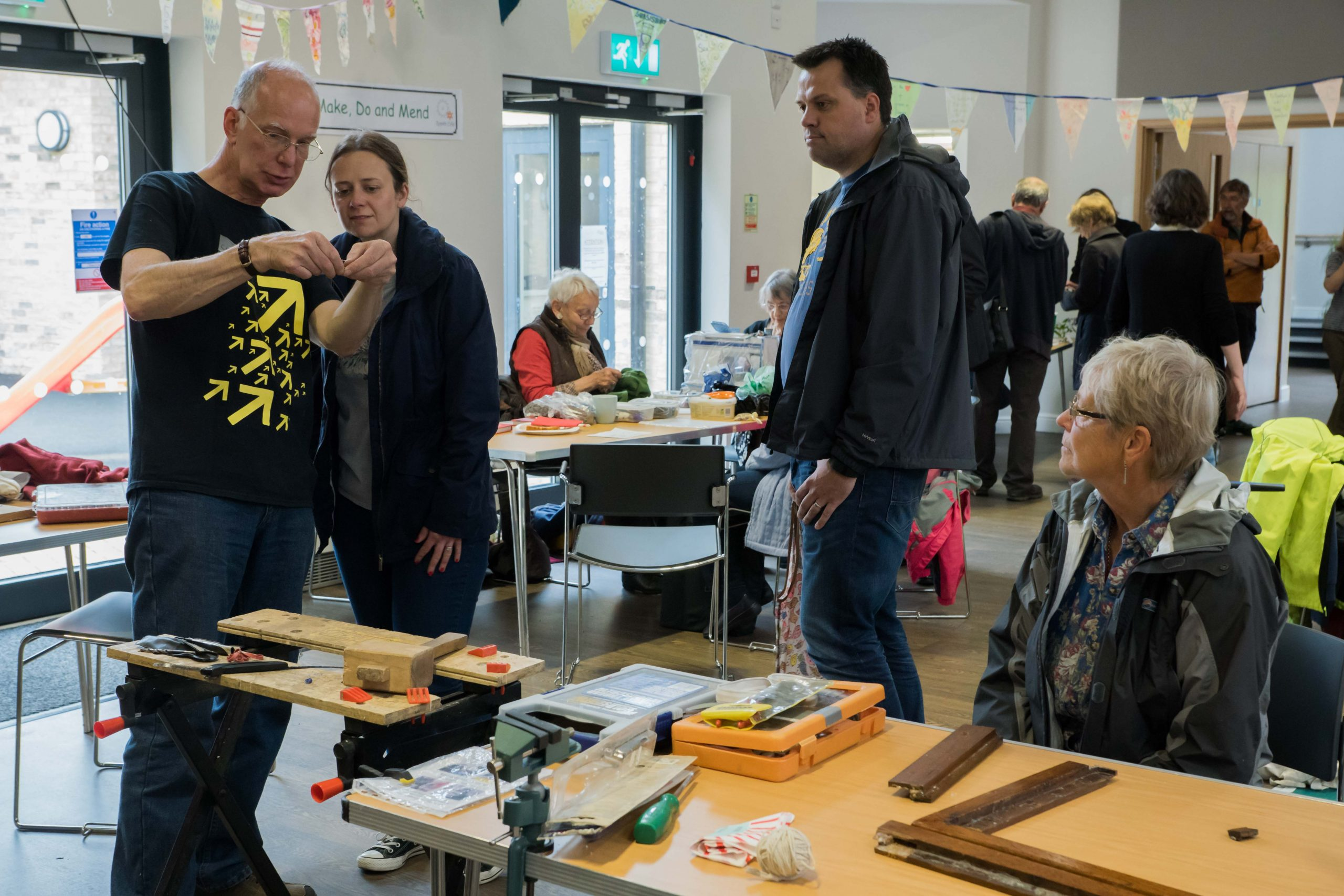 How to organise a Repair Café in your community